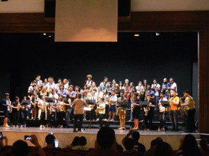 Ορχήστρα Σαξοφώνων Λάρισα 2016