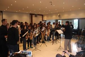 Ορχήστρα Σαξοφώνων, Πήλιο 2015