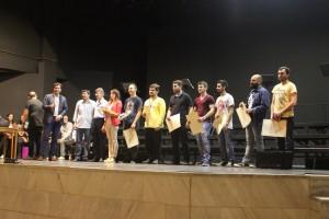 Βραβευθεύντες Διαγωνισμού Λάρισα 2016